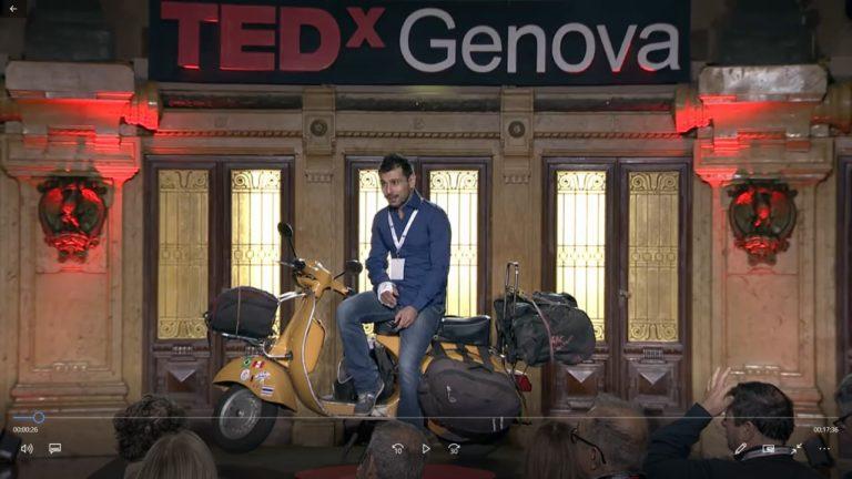 L'intervento di Luca al TEDx!
